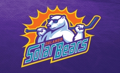 Orlando Solar Bears Game Day