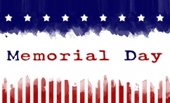 Memorial Day Holiday Schedule Image