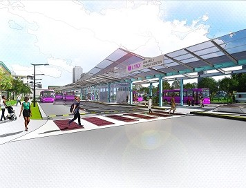 Pine Hills Transit Center image