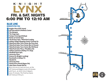 KnightLYNX Map